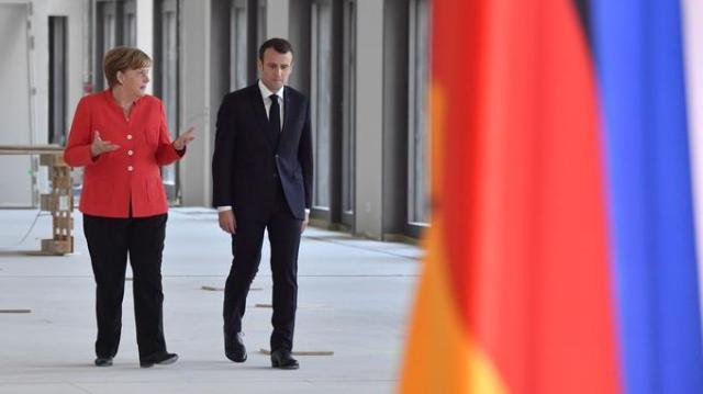 GERMANY-FRANCE-EU-DIPLOMACY-POLITICS